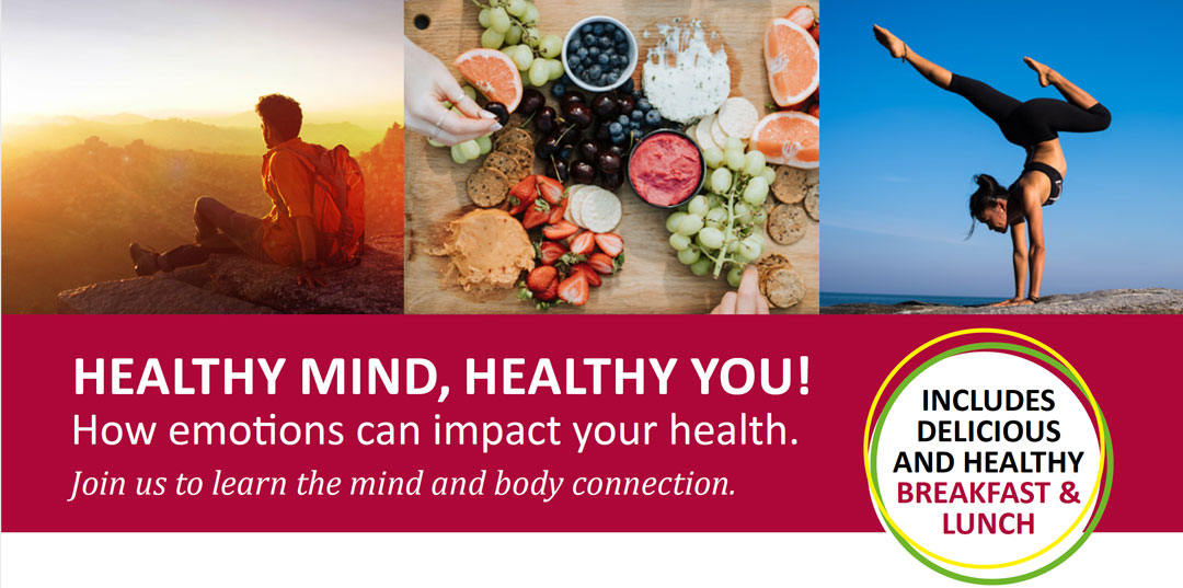 Healthy Mind, Healthy You Image